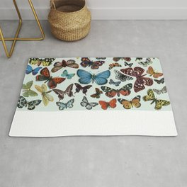 BUTTERFLY CLUSTER II Rug