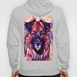 The Eurasian Dog Hoody