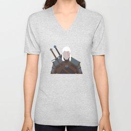 Geralt of Rivia - The Witcher Unisex V-Neck