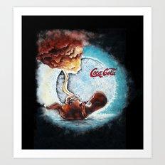 fetus Art Print