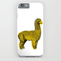 huacaya alpaca Slim Case iPhone 6s