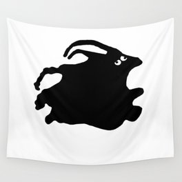 Faux Pas Wall Tapestry