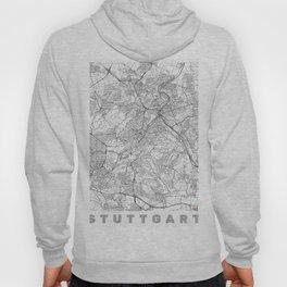 Stuttgart Map Line Hoody