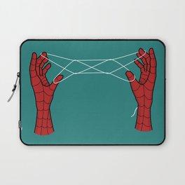 spidey hand trick Laptop Sleeve