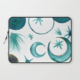 Moon Cycles Laptop Sleeve