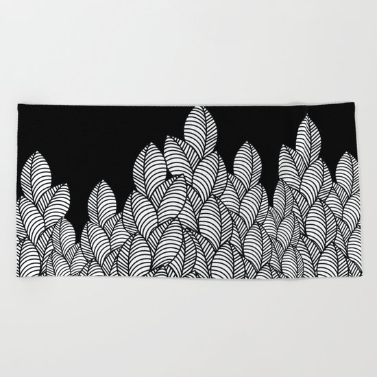 Pattern L Beach Towel