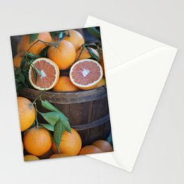 Juicy Citrus Stationery Cards