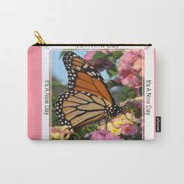 It's A New Day! Carry-All Pouch