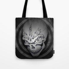 Every man must die Tote Bag