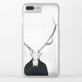 Shame Clear iPhone Case