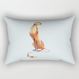 Cheetah 1 Rectangular Pillow