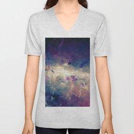 Interstellar Cloud Unisex V-Neck