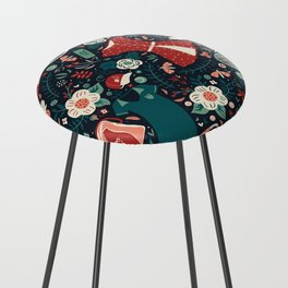 Tennis Style Counter Stool