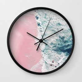 sea of love II Wall Clock