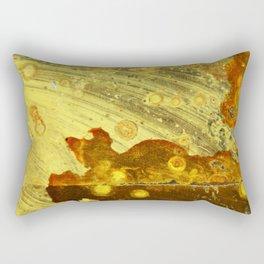 Sun Spill Rectangular Pillow