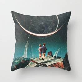 It will be a whole New World Throw Pillow