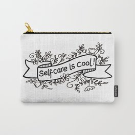 SELF CARE IS COOL! Carry-All Pouch
