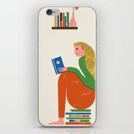 READERS iPhone Skin