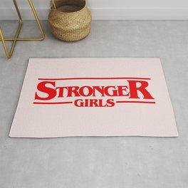 Stronger Girls Rug