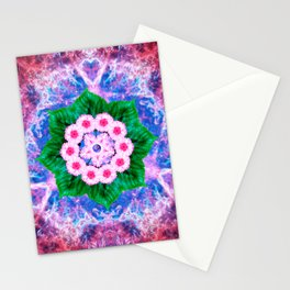Speck at the Center Stationery Cards