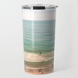 Sunshine Beach Travel Mug