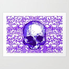 What Hope? Purple Art Print