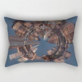 PLANET BOSTON Rectangular Pillow