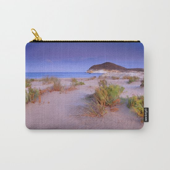 """""""Windy sunset at the paradise"""" Carry-All Pouch"""