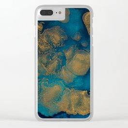 Islands Clear iPhone Case