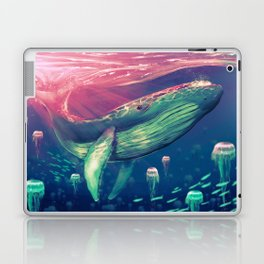 Life of Pi whale Laptop & iPad Skin