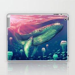 Life of Pi whale Laptop & iPad Skin