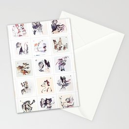 Collection 25 ~ Los Caprichos Stationery Cards
