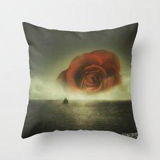 Destination Hope (Redux) Throw Pillow