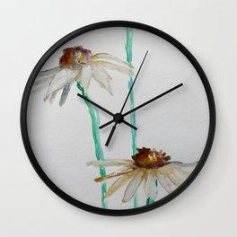 Daisy Daisy Daisy Wall Clock