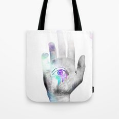 Eye of Color Tote Bag