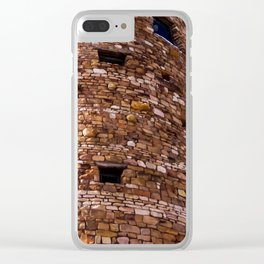 Desert Watchtower. Grand Canyon. Arizona. USA. Clear iPhone Case