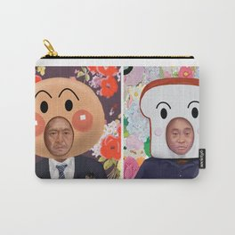 Anpanman Matsumoto and Shokupanman Hamada Carry-All Pouch