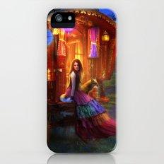 Wanderlust iPhone (5, 5s) Slim Case