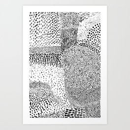 Graphic 82 Art Print