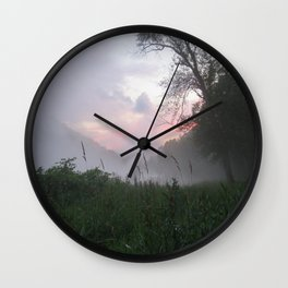 Twilight Dream Wall Clock
