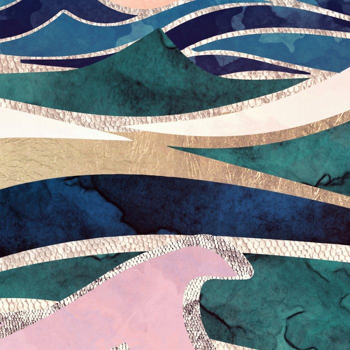 Moonlit Ocean Leggings