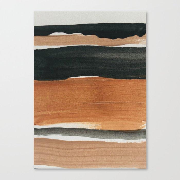 abstract minimal 12 Leinwanddruck