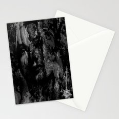 the sad woman in the tree Stationery Cards