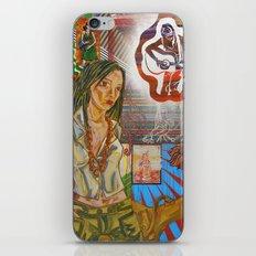 Folk Women iPhone & iPod Skin