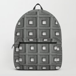 Three Squares a Day Backpack