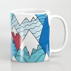 Mountain Pattern 2.0 Mug