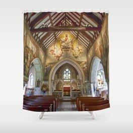 Berwick Church Shower Curtain