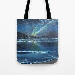 Big Dipper Beach Tote Bag