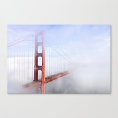 Heavenly Gates Canvas Print
