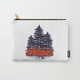 Jahtiques Carry-All Pouch